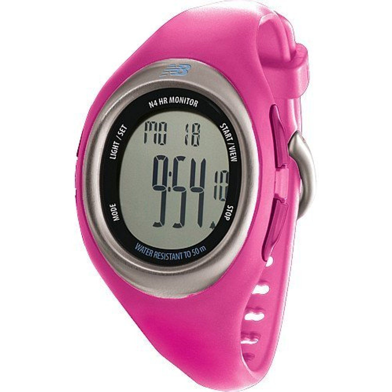 New Balance N4 Heart Rate Monitor, Berry ** Be sure to check out this awesome product. (This is an affiliate link) #Accessories