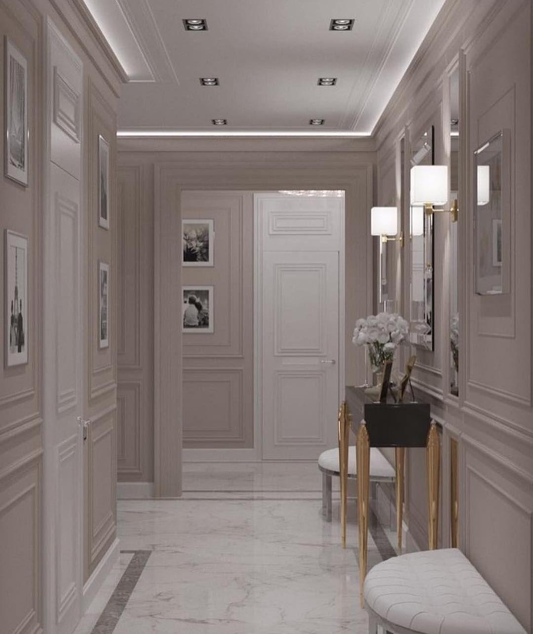 Obraz Moze Zawierac W Budynku Home Room Design House Interior Hall Decor