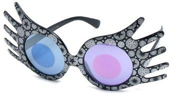 Black Frame Luna Lovegood Sunglasses Efocus. $9.95