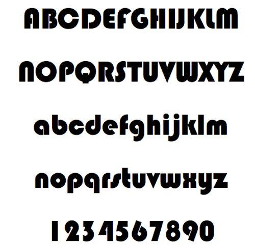 Bauhaus Avec Images Typographie