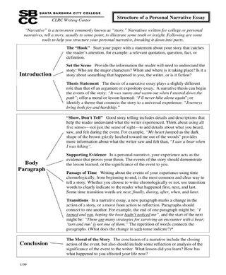 Educational plans essay