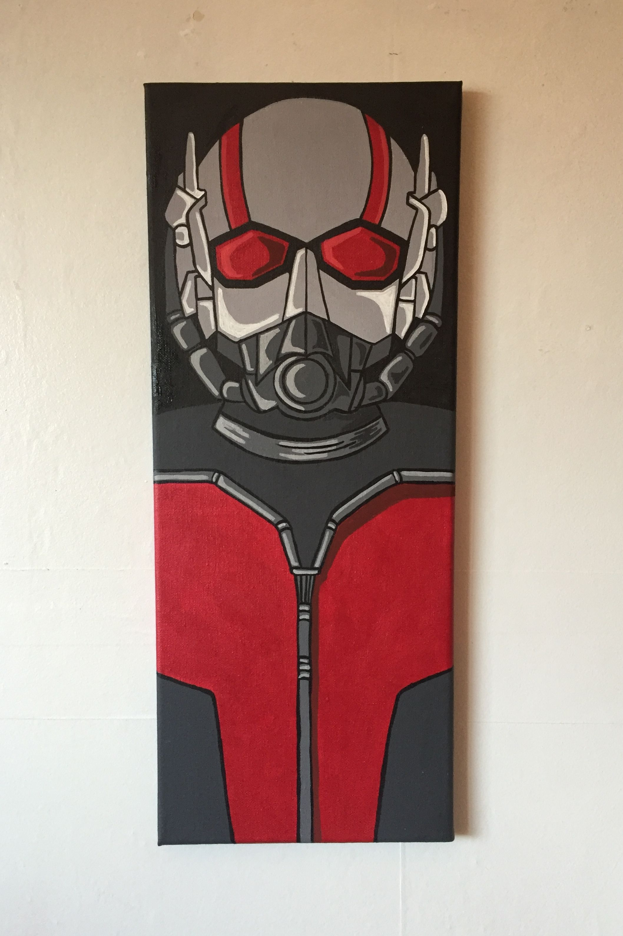 ant man stretch canvas art pinterest canvas art and pop