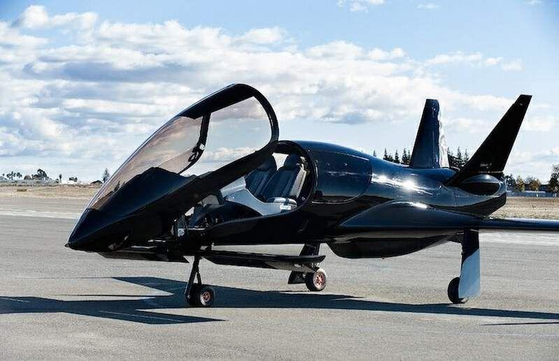 Valkyri Smallest Private Aircraft Avion Prive Avion De Chasse Aeronef