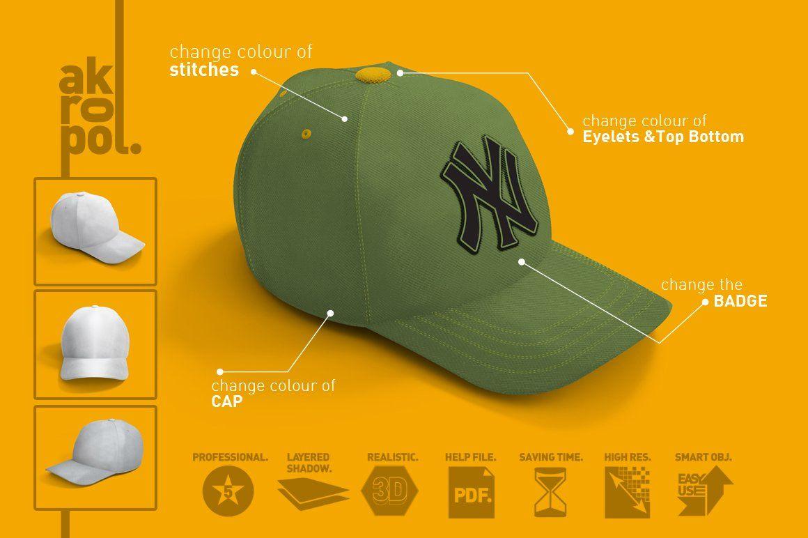 Download Baseball Cap Mock Up Mockup Free Psd Baseball Hats Mockup Psd