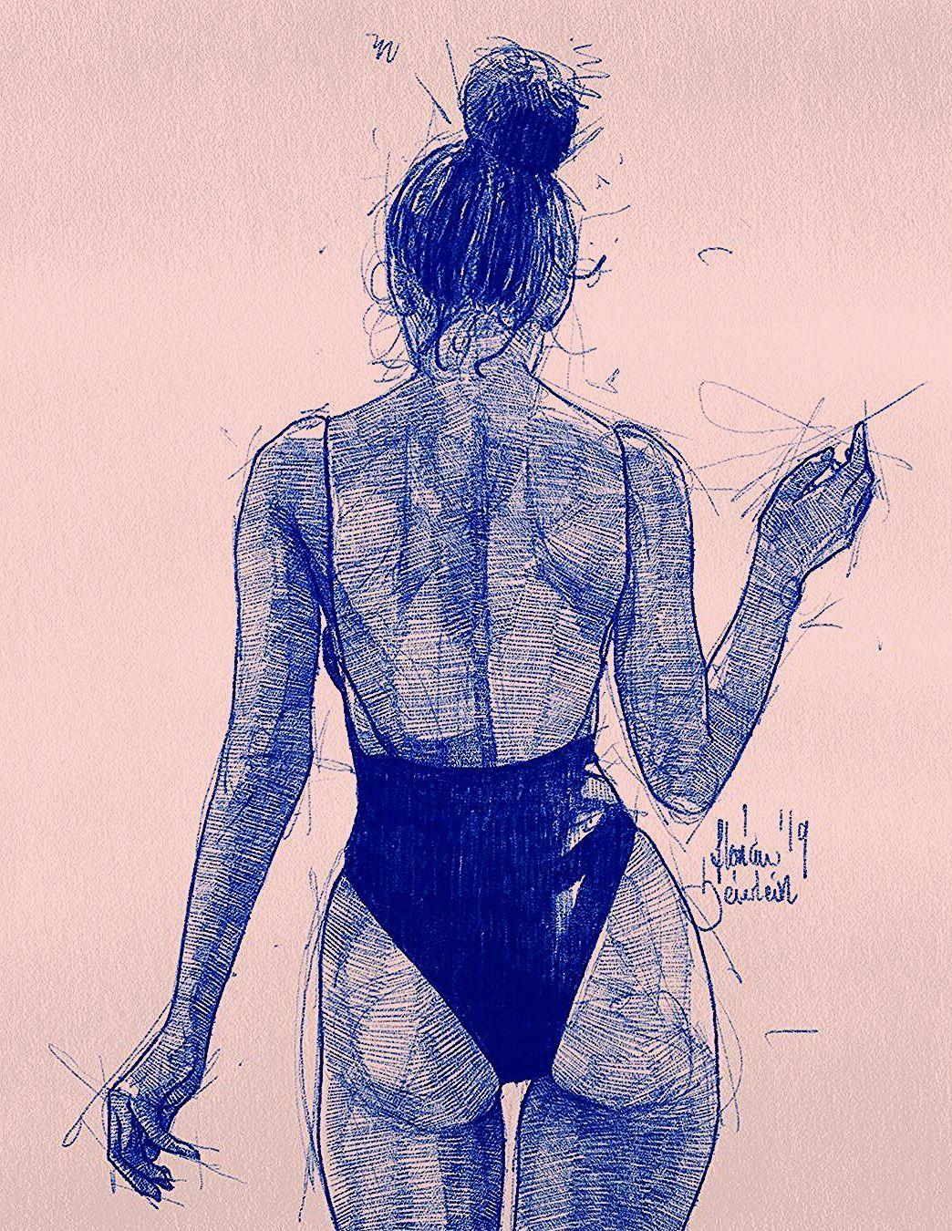 Flo B  Good night. . . #dutt #girl #ootd #break #body #chill #fitness #model is @miss_nairagishian #...