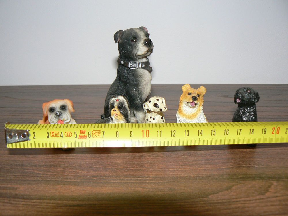 Figurines Dogs