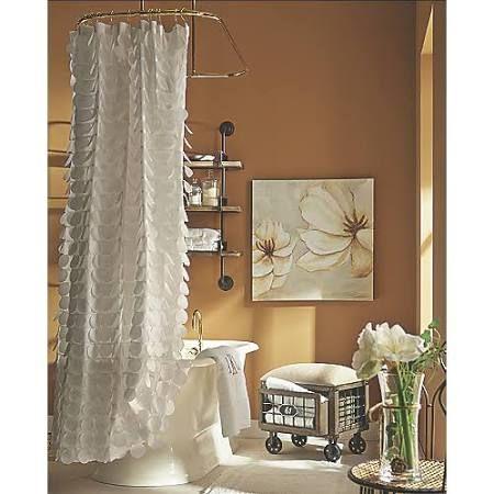 Rose Petal Shower Curtain Google Search Shower Curtain