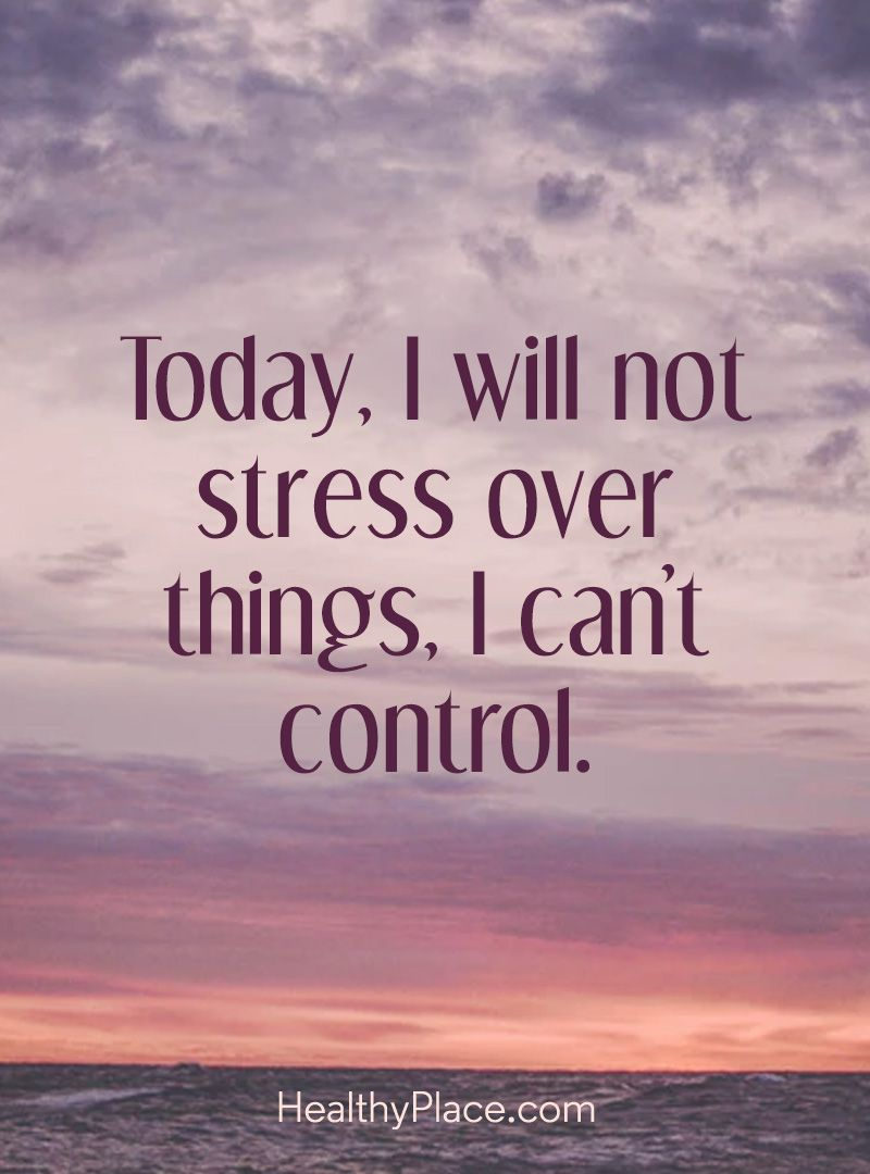 Stress Englisch Quotes On Anxiety | Positive Quotes | Pinterest | Zitate