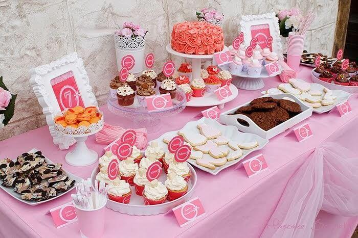 8 pasos para organizar una mesa de dulces perfecta mesas