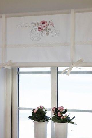 Pin von Ansie Montgomery auf Badkamer idees Pinterest Gardinen - gardinen ideen küche