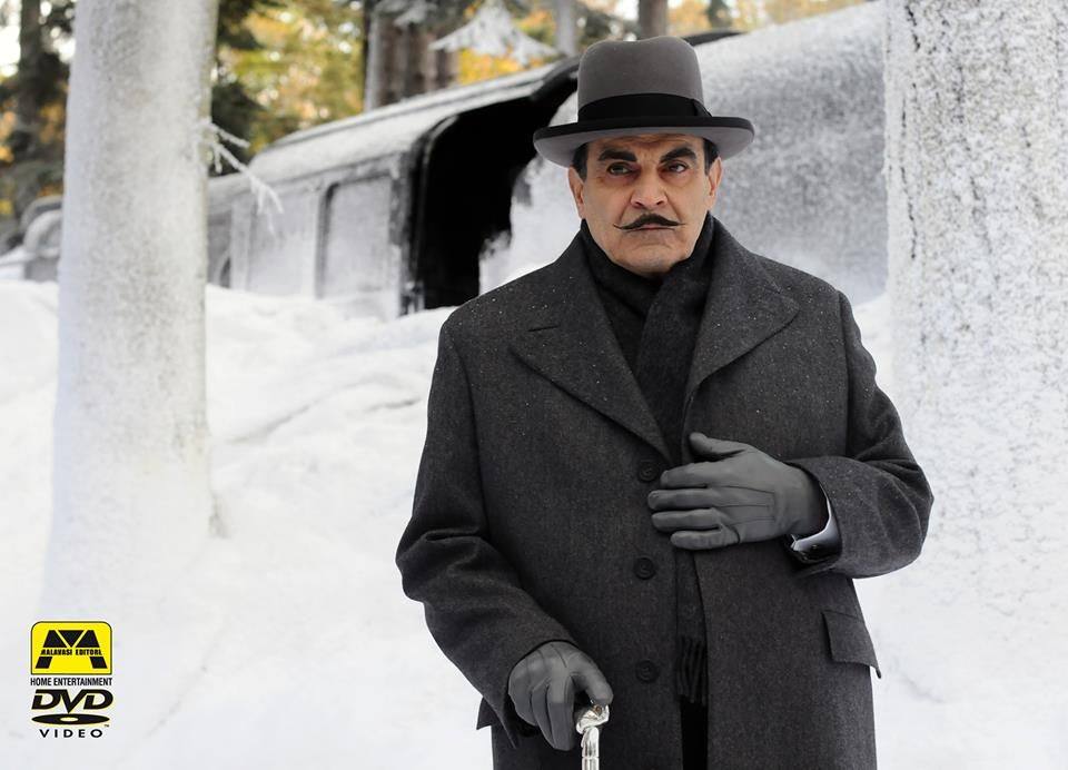 Assassinio sull' Orient Express Poirot