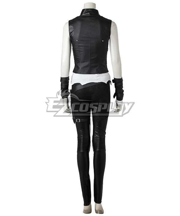 Marvel Guardians of the Galaxy Vol. 2 Movie Gamora Cosplay Costume (Including Boots)