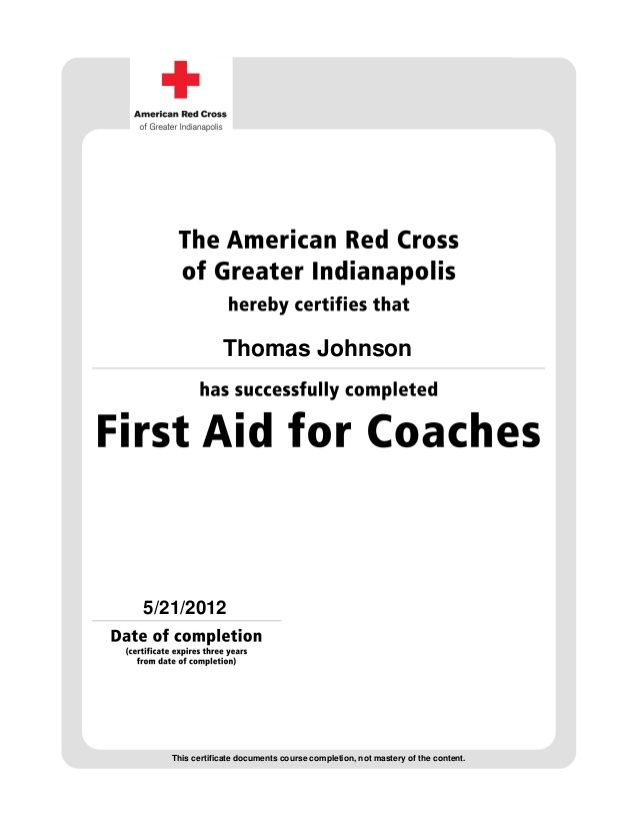 easy free first aid certification | first aid | pinterest
