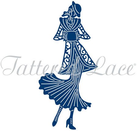 Tattered Lace Die - Winter Walks