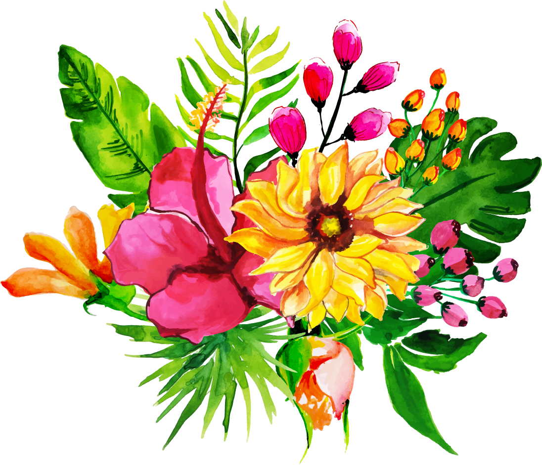 Products Konfest Free Png Downloads Free Png Summer Flowers