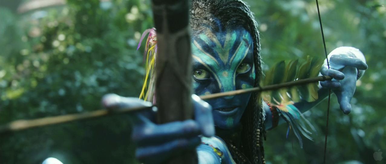 Image result for Neytiri te Tskaha Mo'at'ite, Avatar (2009)