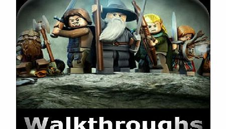 the lord of the rings lego game walkthrough