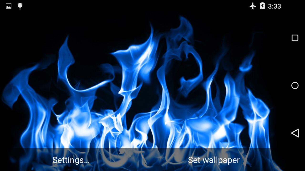 Live Wallpaper 3d Effect Nice Wallpaper Blue Wallpapers