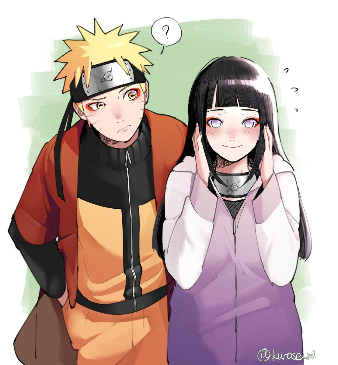 Pin On Anything Naruto Mostly Naruhina