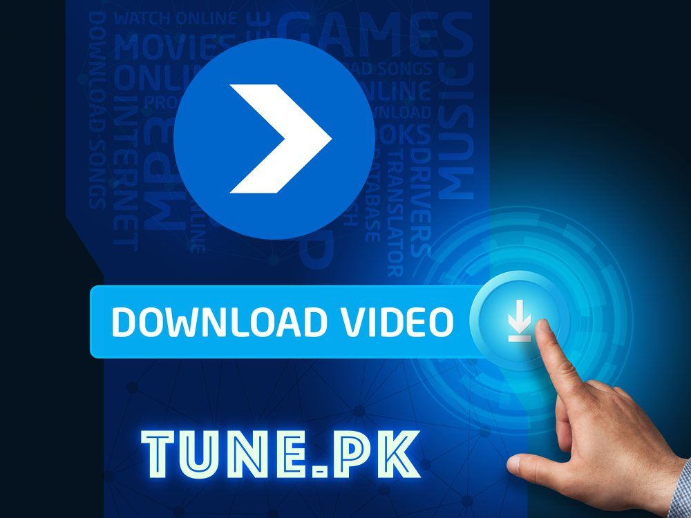 how to download videos from tune pk