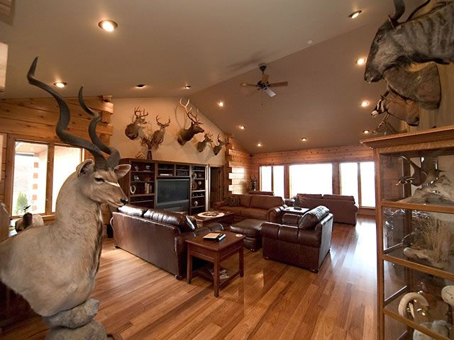 Hunting Cabin Decorating Ideas: Hunting Cabin Decorating Ideas