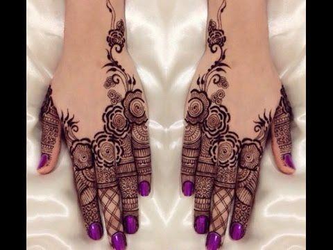Finger Mehndi Art : Simple fingers mehndi henna design collection nidhi s art