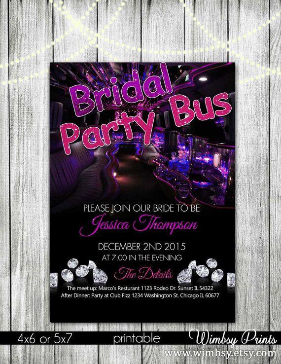 Party bus for a bride bachelorette party party bus by wimbsy party bus for a bride bachelorette party party bus by wimbsy more stopboris Image collections