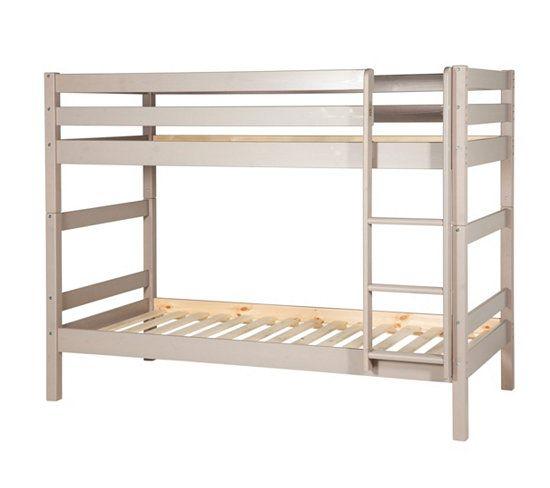 lit superpos 90x190 cm happy 80 13403 45 gris chambre loulou pinterest lit superpos. Black Bedroom Furniture Sets. Home Design Ideas