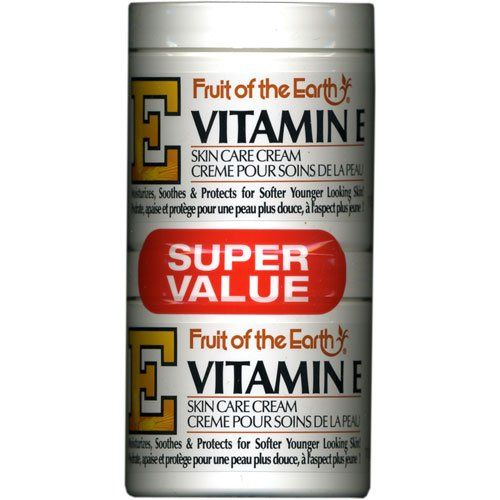 Fruit Of The Earth Vitamin E Cream 4 Oz 4 Oz Jar Want Additional Info Click On The Image Skin Care Cream Moisturizing Skin Cream Cream For Dry Skin