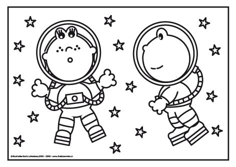 frokkie en lola in de ruimte ruimte thema ruimte