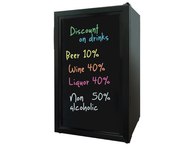Beverage Cooler with Writing Board Door - Vinotemp - $499.00