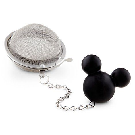 Disney World Parks Exclusive Mickey Mouse Icon Stainless Steel Tea Ball Strainer Infuser - NEW Disney http://www.amazon.com/dp/B00DIDL82A/ref=cm_sw_r_pi_dp_uv9qub1Q90RTS