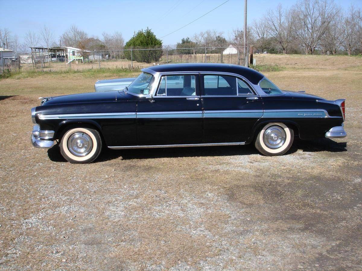 1955 chrysler new yorker deluxe 4 door sedan chrysler for 1956 chrysler new yorker 4 door