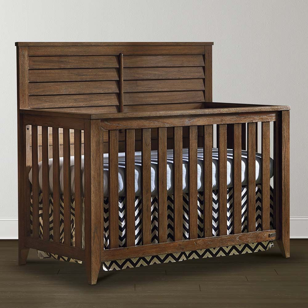 Bassett furniture - Compass 4 in 1 Convertible Crib $699 clearance ...