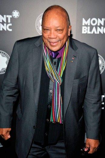 """Quincy Jones Wrote: Kanye West's """"Good Life"""""""