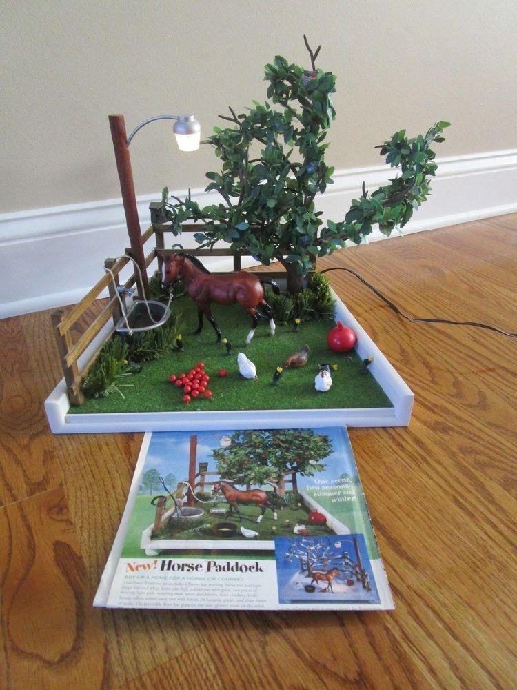 American Girl AG Minis Illuma Room Holiday Christmas Tree Set Decorations