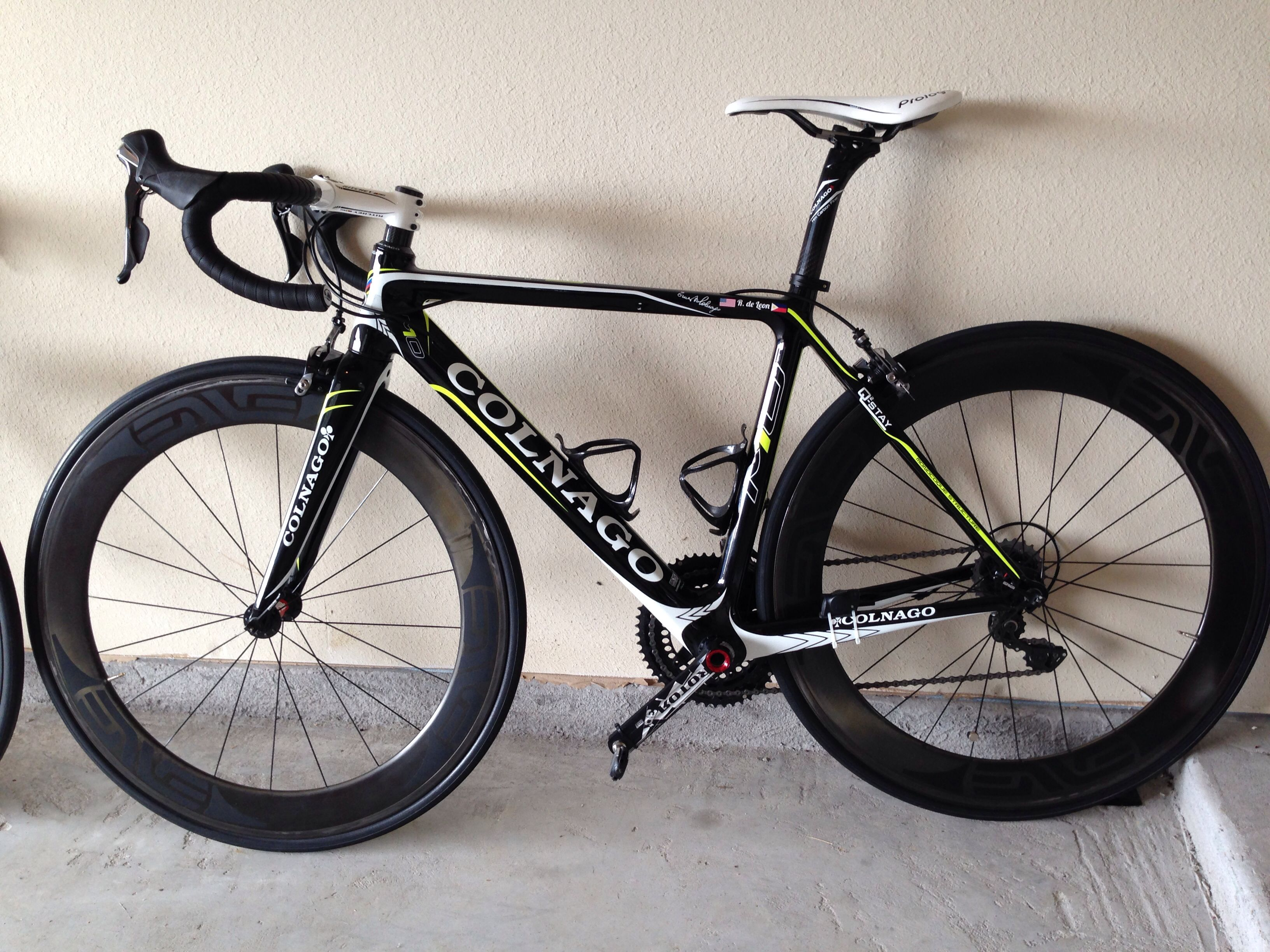 Colnago M10 | Bikes | Pinterest | Bicicleta