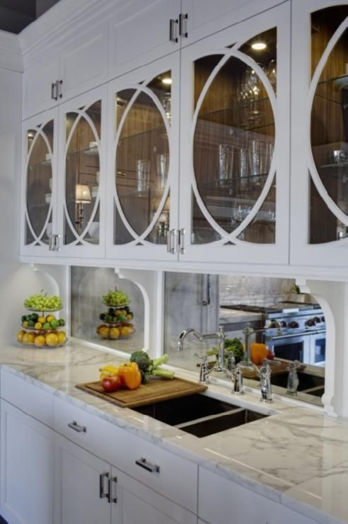 Mirrored Kitchen Backsplash Contemporary Kitchen Airoom Kitchen Mirror Mirror Backsplash Kitchen Contemporary Kitchen