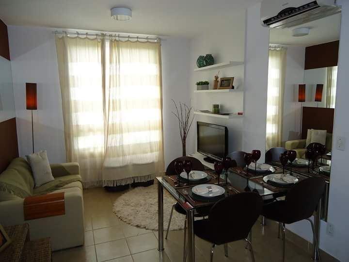 Apartamento à venda com 2 Quartos, Parque das Flores, Valparaíso de Goiás - R$ 117.351 - ID: 111414589 - Wimoveis