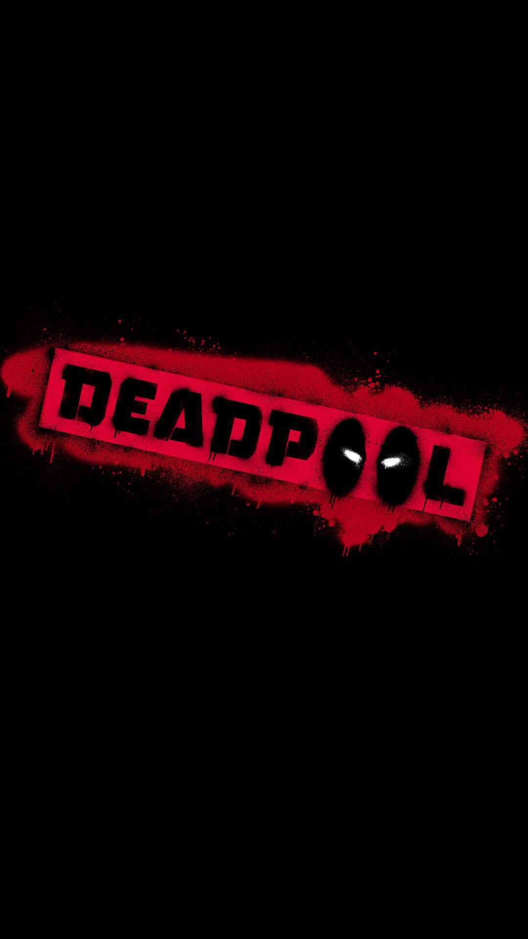 Deadpool Logo IPhone 6 Wallpaper HD