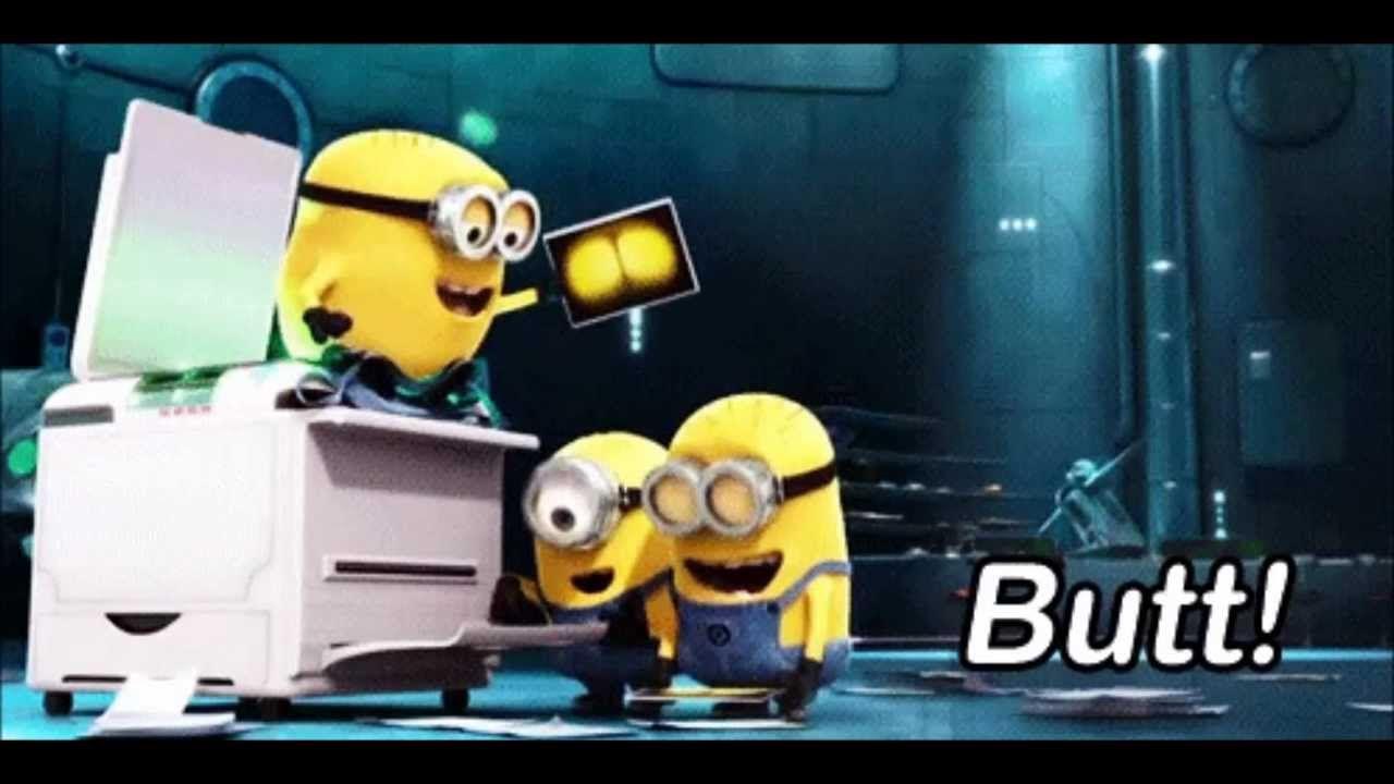 b>Minions</b>: Poporemix - Ich einfach unverbesserlich 2 - YouTube ...