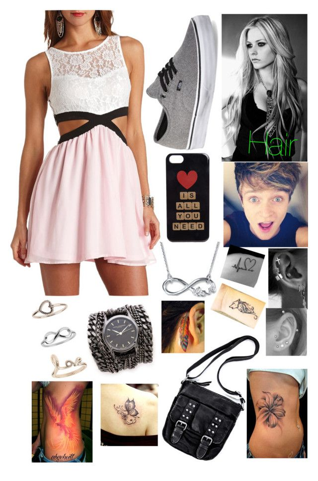 Date with Connor Ball by iluvunicorns822 on Polyvore featuring polyvore,  fashion, style, Charlotte 6a94768d3319