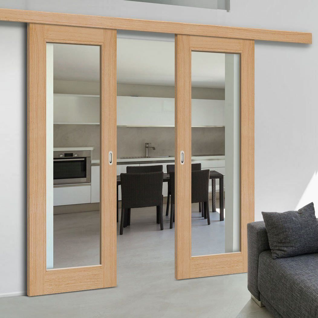 Internal Sliding Doors Internal Sliding Door Kits Direct Doors Uk 1000 In 2020 Double Sliding Doors Internal Sliding Doors Sliding Doors