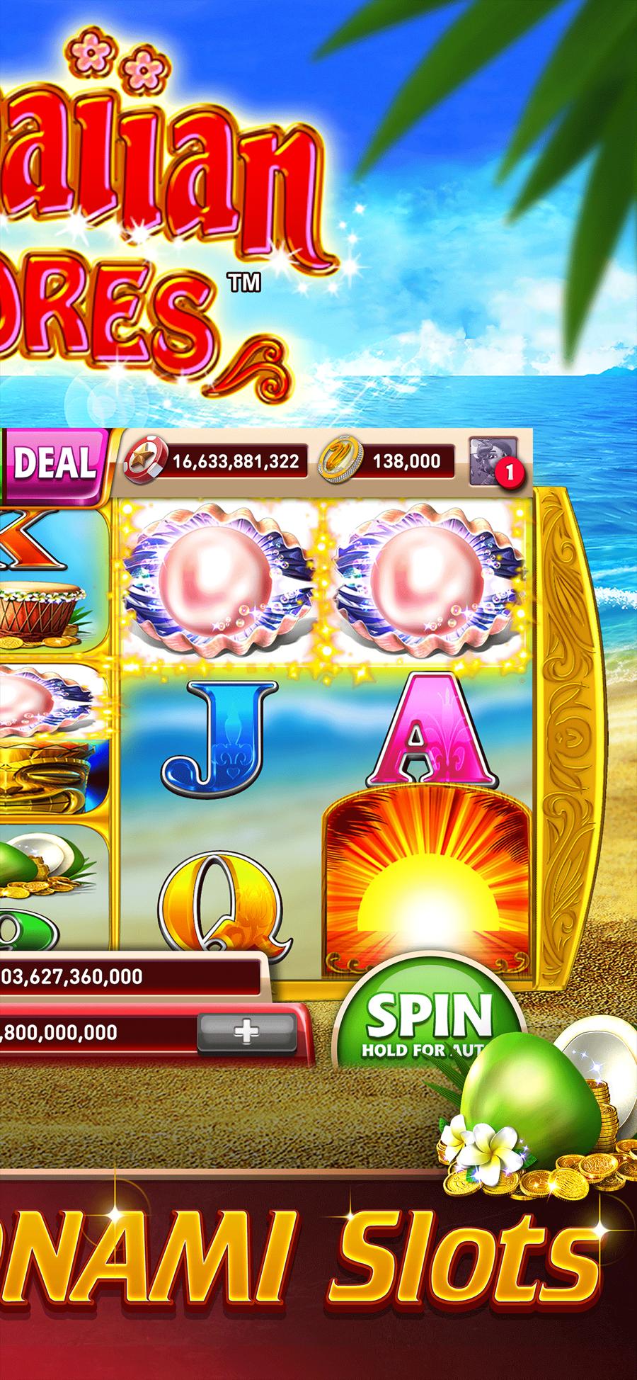 my KONAMI Real Vegas Slots on the App Store in 2020