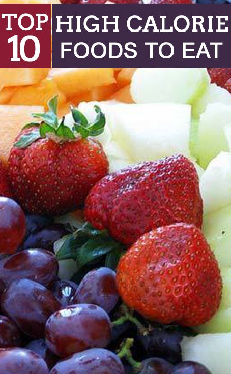 20 Best High Calorie Healthy Foods For Weight Gain Yummy Food