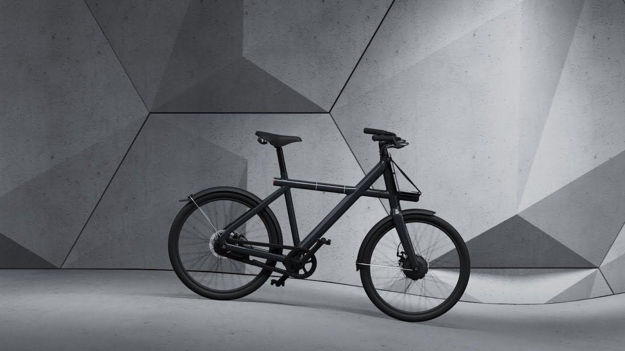 Vanmoof S X2 E Bike Riding The Future Met Afbeeldingen