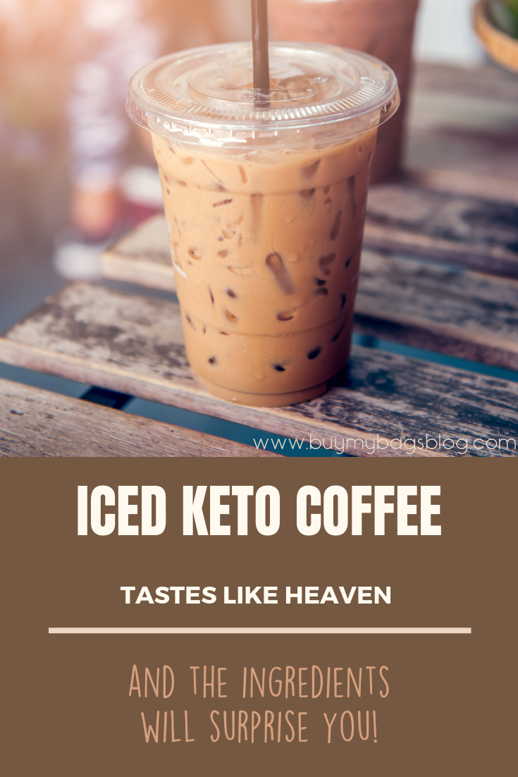 Keto Iced Coffee Recipe Keto Coffee Recipe Keto Drink Ice Coffee Recipe