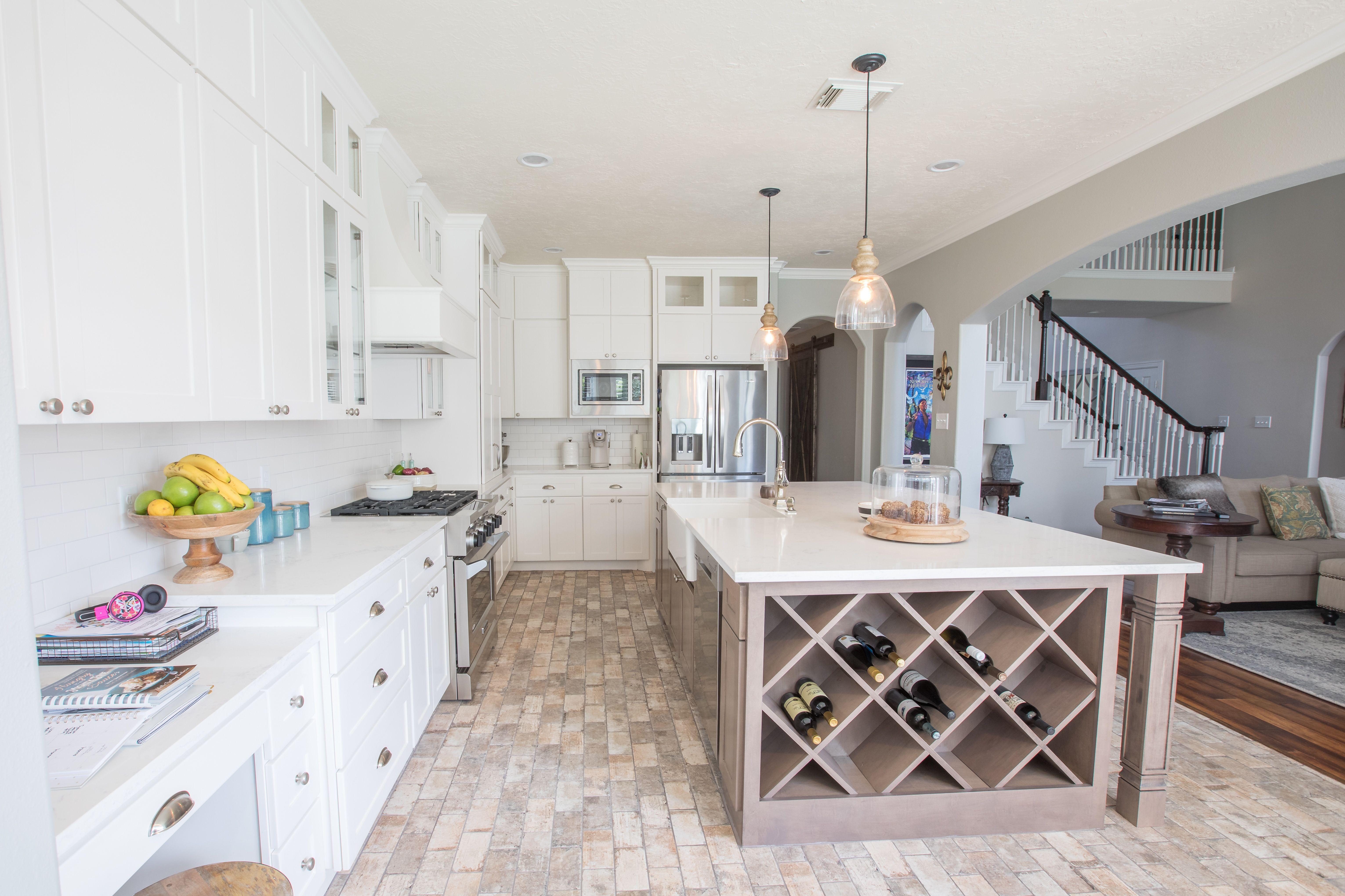 Kitchen Remodel - Chicago Southside Flooring, Quartz ...