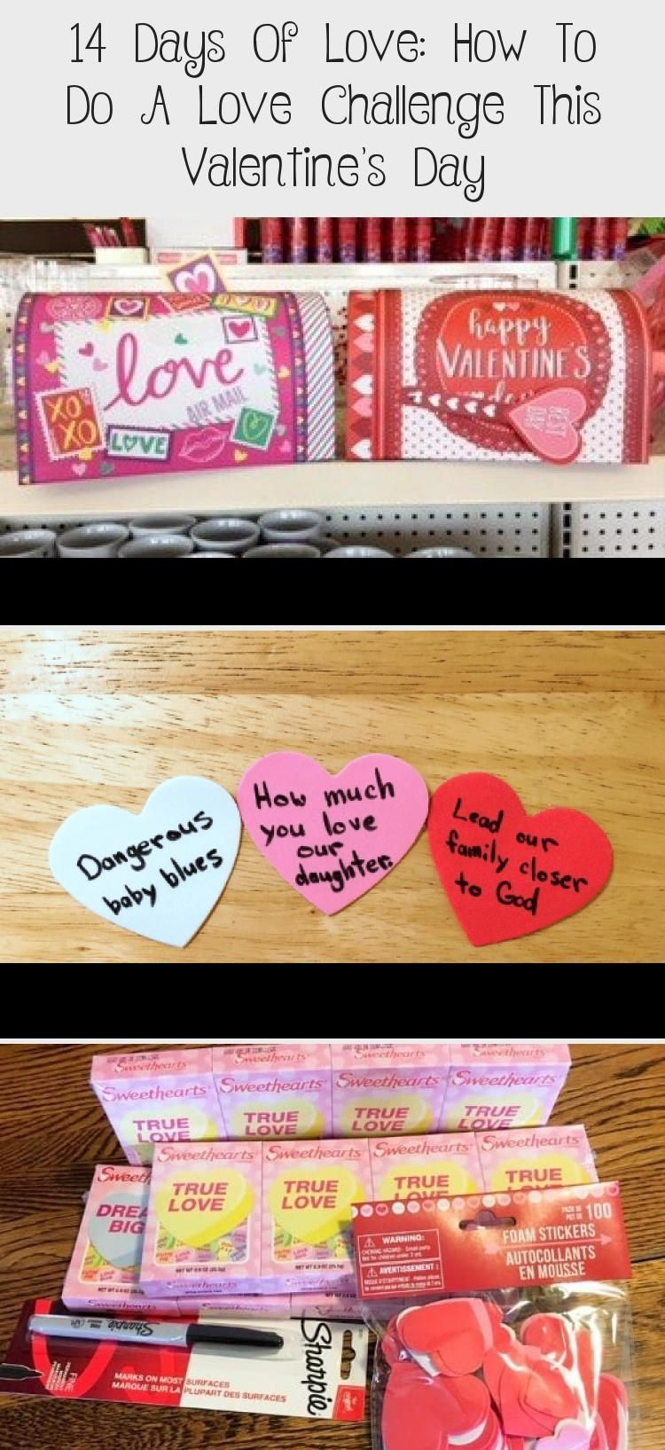 #Challenge #Day #days #love #Valentines Try the 14 day love challenge this Valentine's Day. It's the perfect gift for him whether he's your husband, boyfriend, spouse, etc. This cheap valentines idea is inexpensive but still full of romance and fun! #valentinesday #lovechallenge #giftsforhim