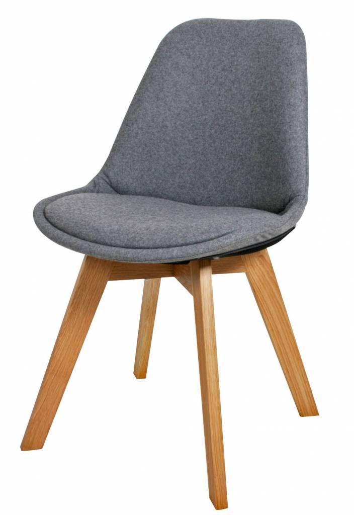 Eetkamerstoel Consilium Valido.Butik Consilium Valido Chair Fabric Gray J K Apartment Chair
